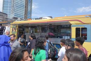 1 - Food: Hunk's Food Truck