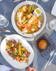 1 - Food: Sally's Fish House & Bar